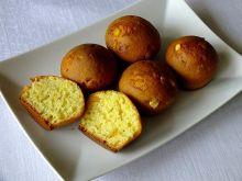 Muffinki o smaku pomarańczy