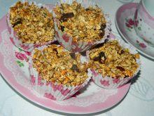 Muffinki owsiano-bakaliowe
