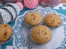 Muffinki Paulinki z czekoladą i rodzynkami