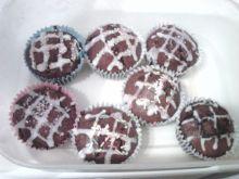Muffinki piernikowe 2