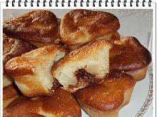 Muffinki rabarbarowo-gruszkowe Eli