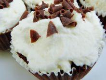 Muffinki serowe latte machiato