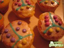 Muffinki urodzinowe