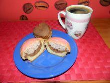 Muffinki w trzech kolorach