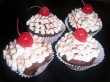 Muffinki wiśniowe