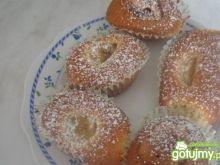 Muffinki z bananem