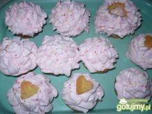 Muffinki z białą czekoladą 2