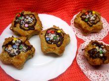 Muffinki z białym makiem