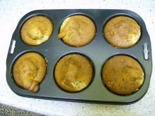 Muffinki z białym winem