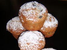 Muffinki z borówką amerykańską