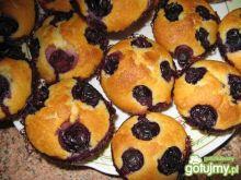 Muffinki z borówkami 2