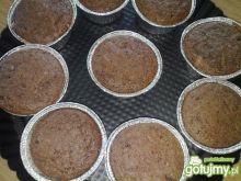 Muffinki z budyniem waniliowym