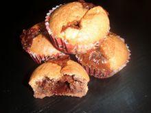 Muffinki z cukierkami toffi