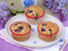 Muffinki z czekoladą i jagodami kamczackimi