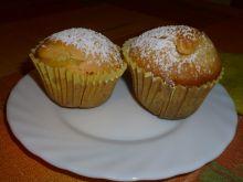 Muffinki z dodatkiem białej czekolady