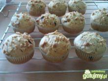 Muffinki z dodatkiem masła orzechowego