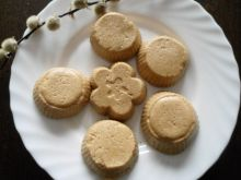 Muffinki z domowej chałwy