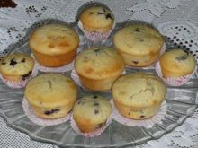 Muffinki z dżemem