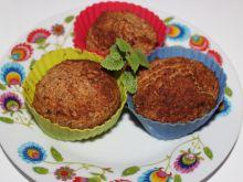Muffinki z jabłkiem bezglutenowe