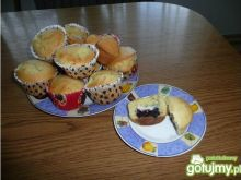 Muffinki z jagodami 5