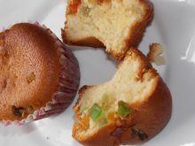 Muffinki z kandyzowaną skórką
