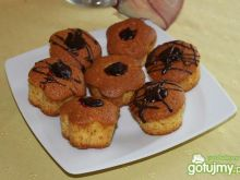 Muffinki z konfiturą