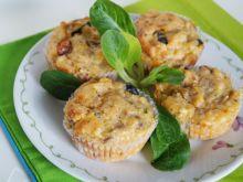 Muffinki z kuskusem na wytrawnie