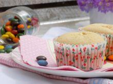 Muffinki z lentilkami