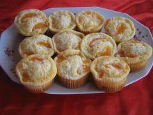 Muffinki z mandarynkami