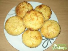 Muffinki z mandarynkami 2