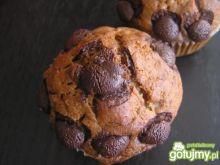 Muffinki z marchwią i dynią