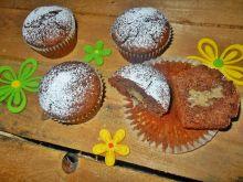Muffinki z nadzieniem kokosowym