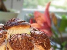 Muffinki z nutella