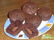 Muffinki z Nutellą 2