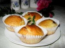 Muffinki z nutką pomarańczy