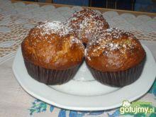 Muffinki z orzechami