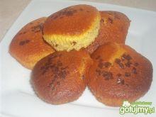 Muffinki z płatkami czekoladowymi