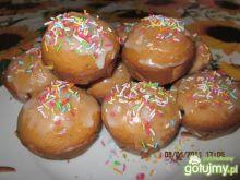muffinki z posypką
