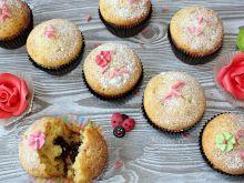 Muffinki z powidłami