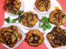 Muffinki z rabarbarem