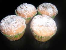 Muffinki z rafaello