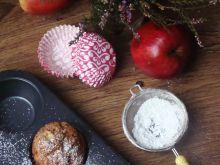 Muffinki z sokiem jabłkowym