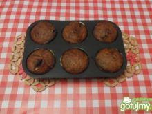 Muffinki z waniliową niespodzianką