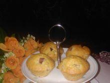 Muffinki z węgierkami
