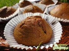 Muffinki z winogronami