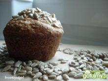 Muffinki ze słonecznikiem