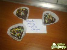 Muffinkowe serduszka :)