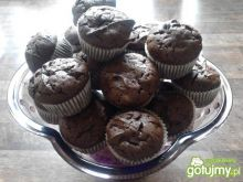 Muffiny a la brownies