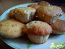 Muffiny bananowe 2