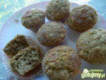 Muffiny bananowo-cynamonowe